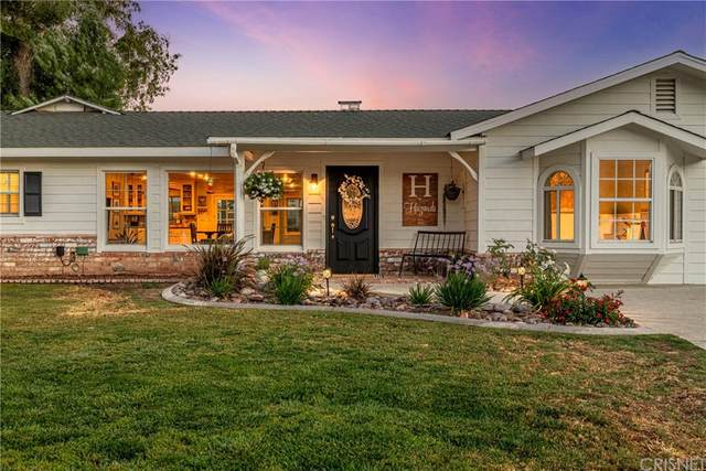 8744 Leona Avenue, Leona Valley, CA 93551 (#SR21157110) :: Robyn Icenhower & Associates