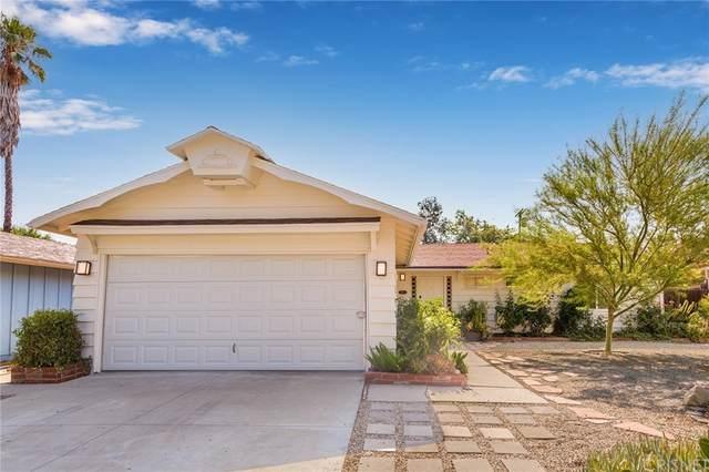 6570 Cleomoore Avenue, West Hills, CA 91307 (#SR21157442) :: Mark Nazzal Real Estate Group