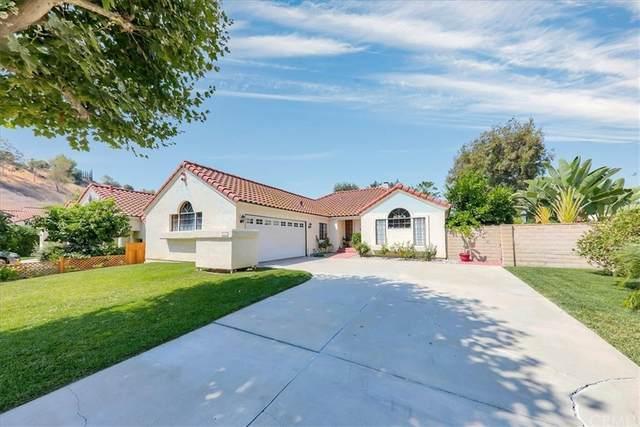 533 Silver Fox Court, Walnut, CA 91789 (#CV21157451) :: The Kohler Group