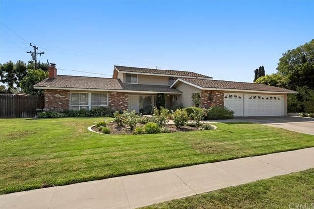 13751 Holt Avenue, Tustin, CA 92705 (#PW21157500) :: Better Living SoCal