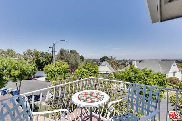 6033 Mecham Way, Los Angeles (City), CA 90043 (#21762316) :: Robyn Icenhower & Associates