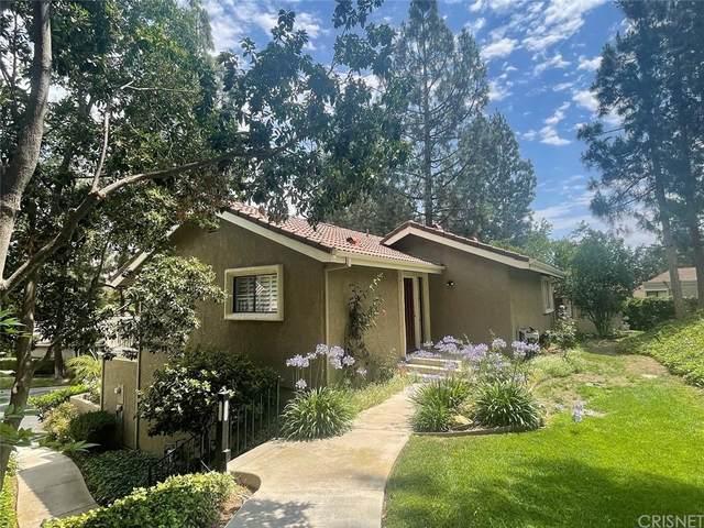 625 Calle Aragon, Oak Park, CA 91377 (#SR21155403) :: Powerhouse Real Estate