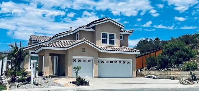 1154 Avenida Azul, San Marcos, CA 92069 (#NDP2108402) :: The Kohler Group