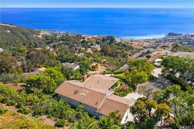 18 Cinchring Road, Rolling Hills, CA 90274 (#OC21152839) :: Corcoran Global Living