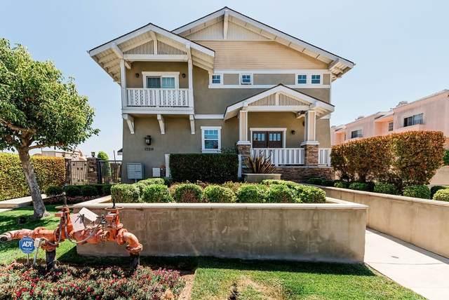 17310 S Dalton Avenue #7, Gardena, CA 90247 (#SB21157563) :: Jett Real Estate Group