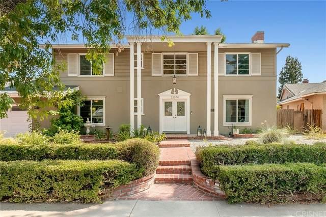 23674 Schoenborn Street, West Hills, CA 91304 (#SR21157604) :: Doherty Real Estate Group