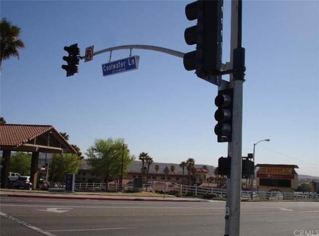 0 Cool Water Lane, Barstow, CA 92311 (#CV21157729) :: The Kohler Group