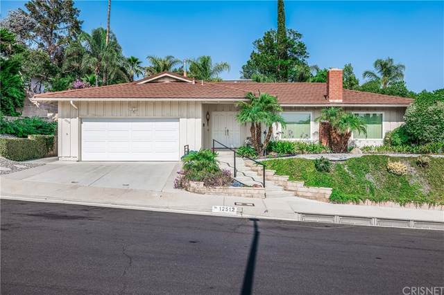 12512 Fraser Avenue, Granada Hills, CA 91344 (#SR21157760) :: Robyn Icenhower & Associates