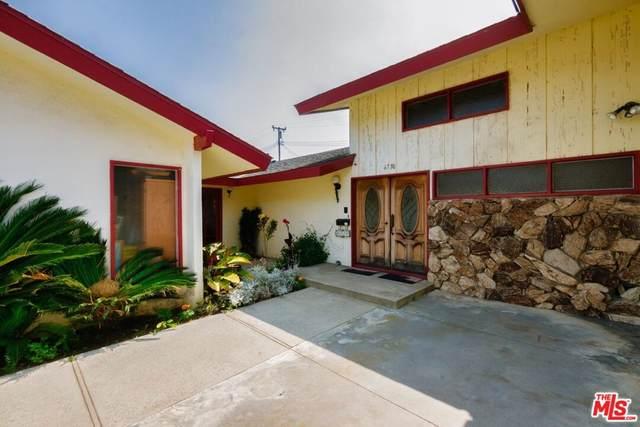 6710 Bedford Avenue, Los Angeles (City), CA 90056 (#21762526) :: The Kohler Group