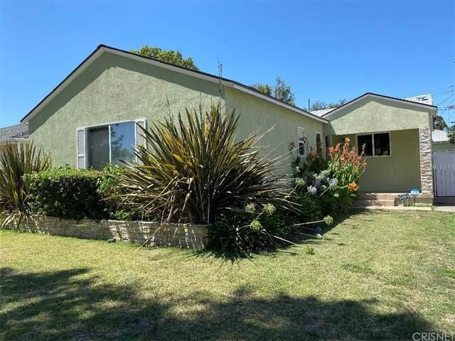 17403 Gilmore Street, Lake Balboa, CA 91406 (MLS #SR21157432) :: CARLILE Realty & Lending
