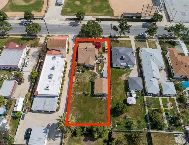 929 S 8th Street, Alhambra, CA 91801 (MLS #WS21157808) :: CARLILE Realty & Lending