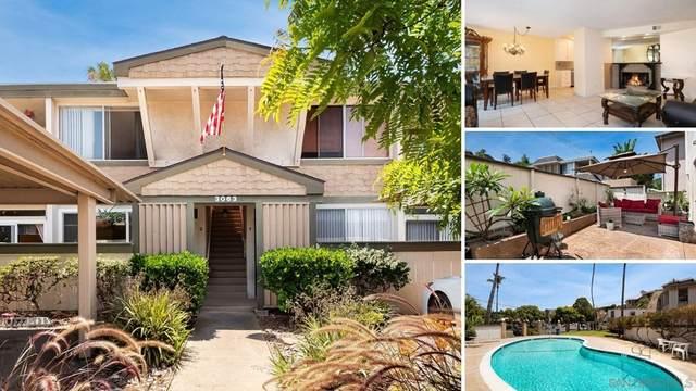 3063 Barnard St #2, San Diego, CA 92110 (#210020317) :: Latrice Deluna Homes