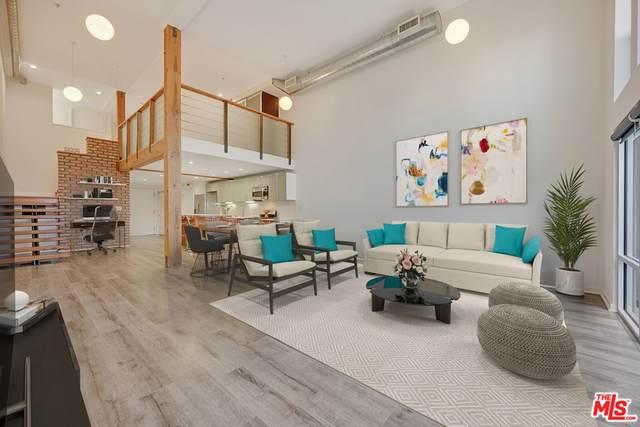 4215 Glencoe Avenue #129, Marina Del Rey, CA 90292 (#21756702) :: Jett Real Estate Group
