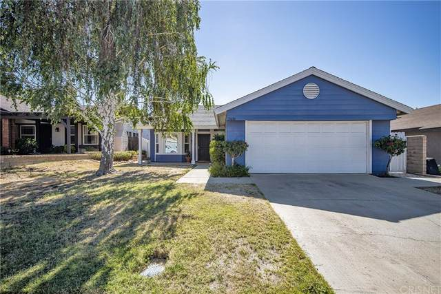 28138 Thorley Court, Canyon Country, CA 91351 (#SR21157818) :: Jett Real Estate Group