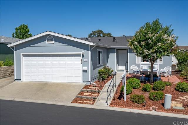 380 Partridge Avenue, Paso Robles, CA 93446 (#NS21157602) :: Cochren Realty Team | KW the Lakes