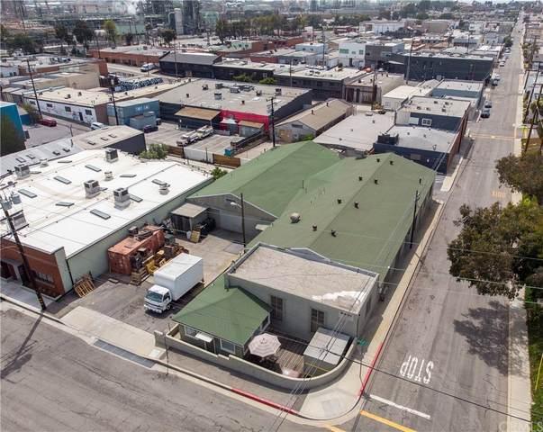 149 Lomita Street, El Segundo, CA 90245 (#SB21157684) :: Millman Team