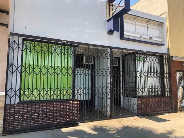 5258 E Beverly Boulevard, East Los Angeles, CA 90022 (#DW21157909) :: Zutila, Inc.