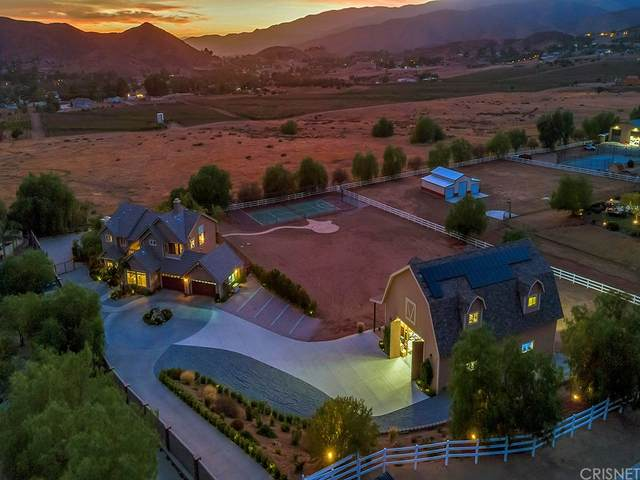 34715 Sweetwater Drive, Agua Dulce, CA 91390 (#SR21157658) :: Legacy 15 Real Estate Brokers