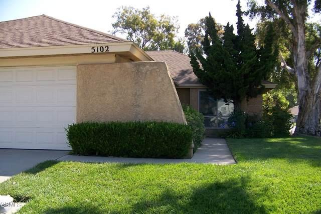 5102 Village 5, Camarillo, CA 93012 (#V1-7230) :: Latrice Deluna Homes