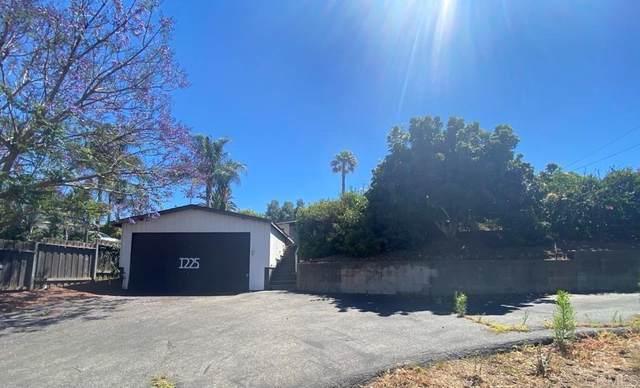 1225 Foothill Dr., Vista, CA 92084 (#NDP2108412) :: Jett Real Estate Group