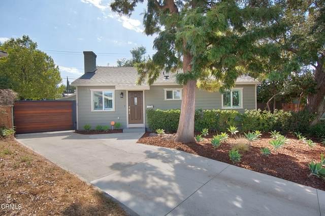 2580 La Fiesta Avenue, Altadena, CA 91001 (#P1-5790) :: The Marelly Group | Sentry Residential