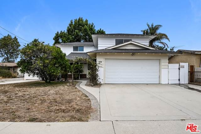 2057 242Nd Street, Lomita, CA 90717 (#21762824) :: The Miller Group