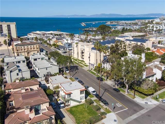 218 Ruby Street, Redondo Beach, CA 90277 (#SB21158111) :: The Miller Group