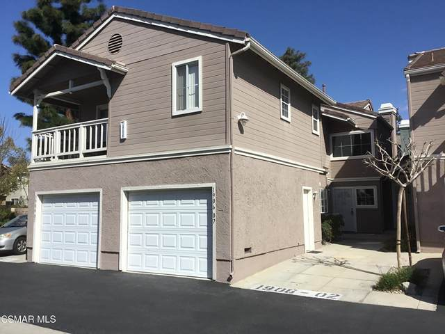 1906 Rory Lane #2, Simi Valley, CA 93063 (#221003967) :: The Marelly Group | Sentry Residential