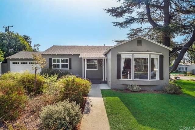 2054 Fairgreen Avenue, Monrovia, CA 91016 (MLS #PF21154673) :: CARLILE Realty & Lending