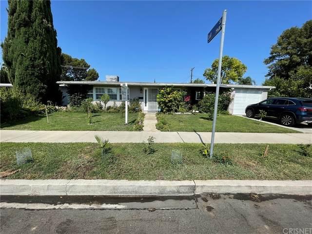 7631 Bothwell Road, Reseda, CA 91335 (#SR21158250) :: Latrice Deluna Homes