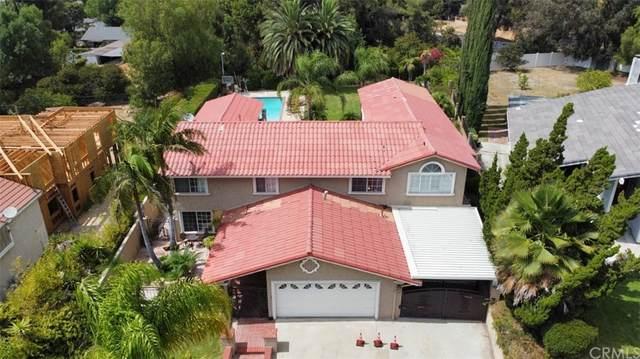 19635 Castlebar Drive, Rowland Heights, CA 91748 (#CV21158305) :: Jett Real Estate Group