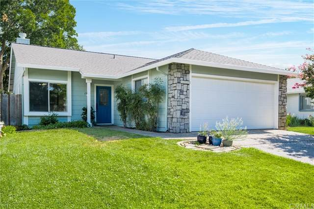 1079 Lupin Avenue, Chico, CA 95973 (#SN21157887) :: The Laffins Real Estate Team