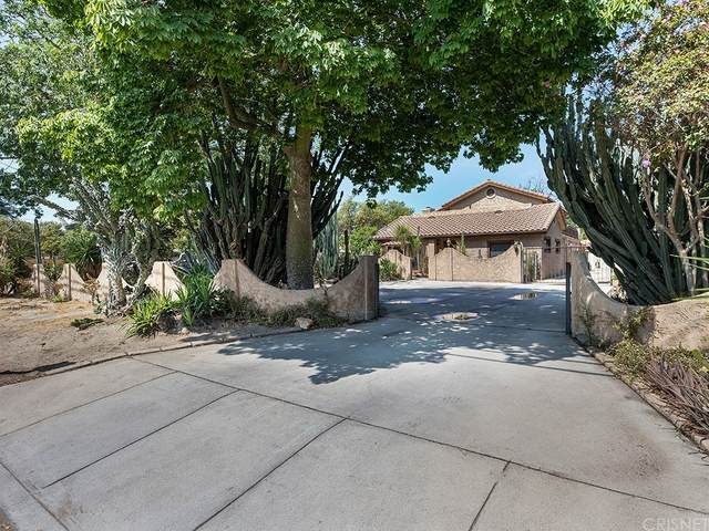 9415 Noble Avenue, North Hills, CA 91343 (#SR21158189) :: Jett Real Estate Group