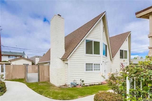2569 Orange Avenue F, Costa Mesa, CA 92627 (#OC21158395) :: Jett Real Estate Group