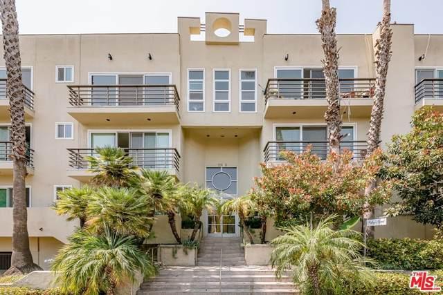 11949 Goshen Avenue #201, Los Angeles (City), CA 90049 (MLS #21762906) :: CARLILE Realty & Lending