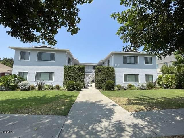 117 S S Ivy Avenue, Monrovia, CA 91016 (#P1-5795) :: American Real Estate List & Sell