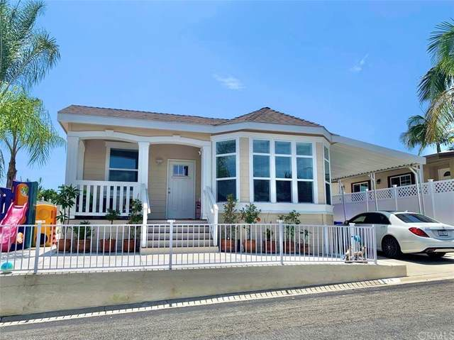 150 S Rancho Santa Fe Road #174, San Marcos, CA 92078 (#PW21158518) :: Jett Real Estate Group