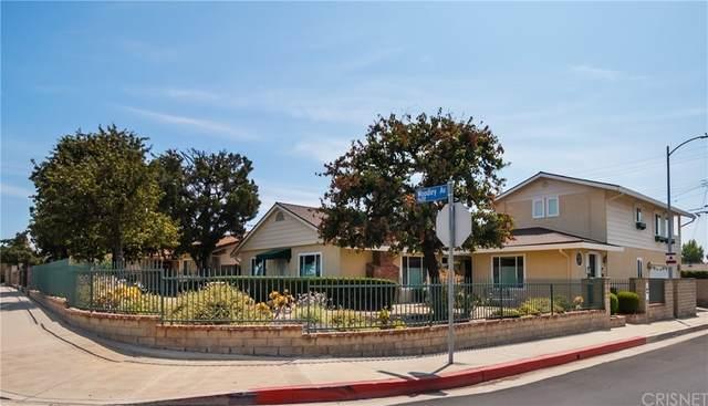 16202 Superior Street, Northridge, CA 91343 (#SR21157433) :: Realty ONE Group Empire