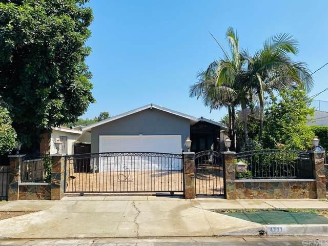 4777 Hammel Street, East Los Angeles, CA 90022 (#CV21158488) :: Jett Real Estate Group