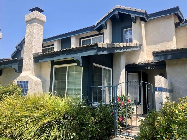2647 Discovery, Port Hueneme, CA 93041 (#SR21158461) :: The Laffins Real Estate Team