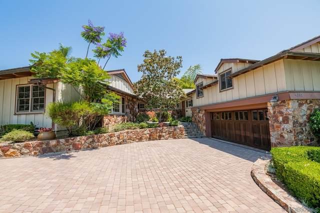 4355 Arista St, San Diego, CA 92103 (#210020379) :: Cane Real Estate