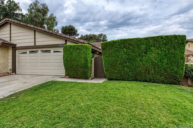 25667 Leticia Drive, Valencia, CA 91355 (#SR21158605) :: Realty ONE Group Empire