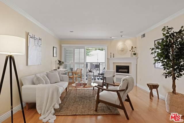 1230 Horn Avenue #529, West Hollywood, CA 90069 (#21762928) :: The Kohler Group