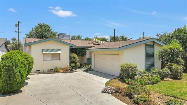 7244 Quartz Avenue, Winnetka, CA 91306 (#SR21157979) :: Robyn Icenhower & Associates