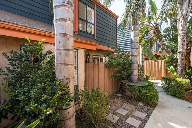 15024 Nordhoff Street #12, North Hills, CA 91343 (#SR21155362) :: Jett Real Estate Group
