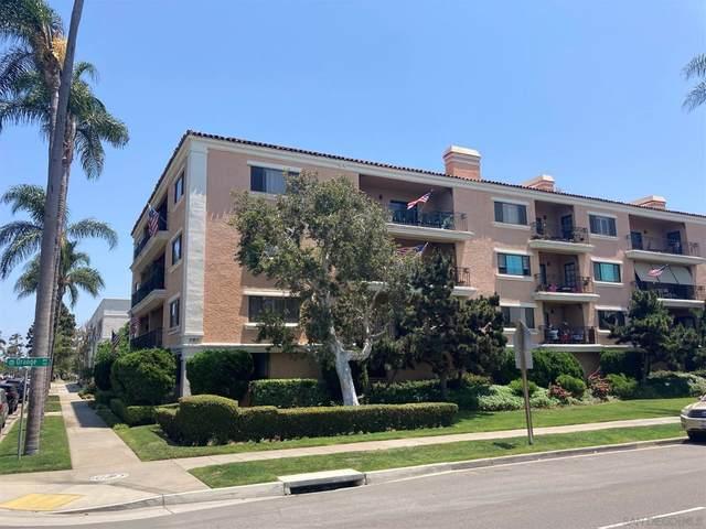 707 Orange Avenue 3C, Coronado, CA 92118 (#210020405) :: Jett Real Estate Group