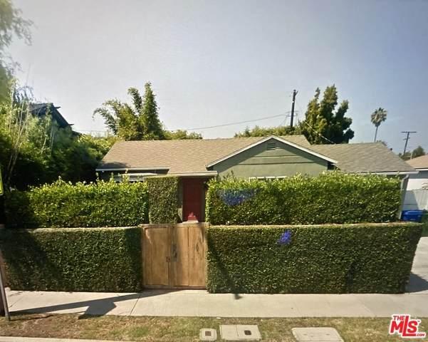 1507 Walgrove Avenue, Los Angeles (City), CA 90066 (#21761648) :: Millman Team
