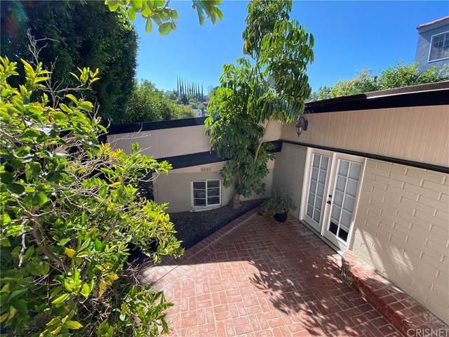 4030 Davana Road, Sherman Oaks, CA 91423 (#SR21153027) :: The Marelly Group | Sentry Residential