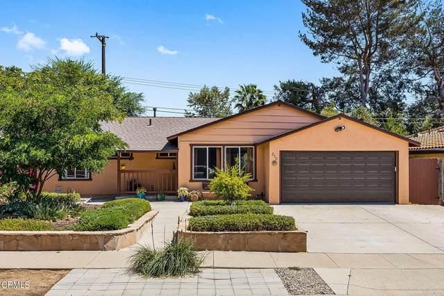 230 Monte Via, Oak View, CA 93022 (#V1-7255) :: Steele Canyon Realty