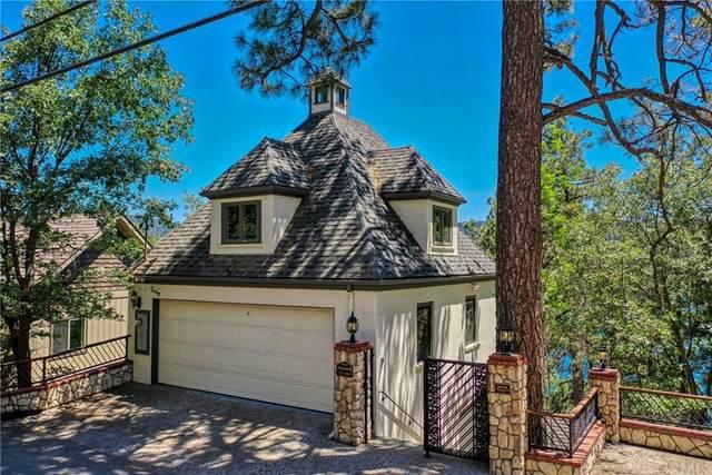 28119 N Shore Road, Lake Arrowhead, CA 92352 (#EV21159066) :: Koster & Krew Real Estate Group   Keller Williams